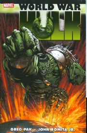 World War Hulk Trade Paperback TPB Marvel Comics